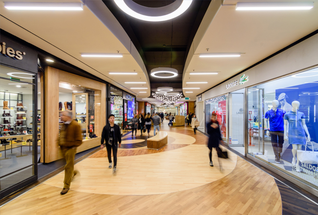leasing mall activation sonae sierra retail real estate
